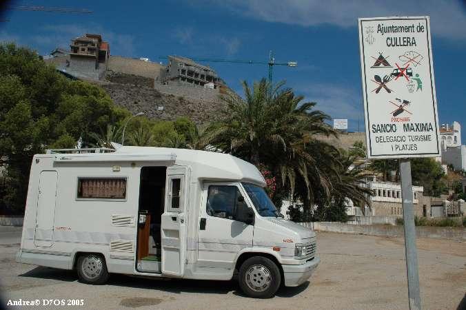 Andalusië Spanje cullera