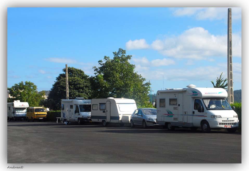 gernika espagne camping car